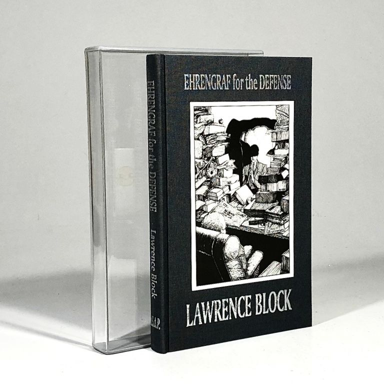 Ehrengraf for the Defense - Signed Limited Edition. Lawrence Block.