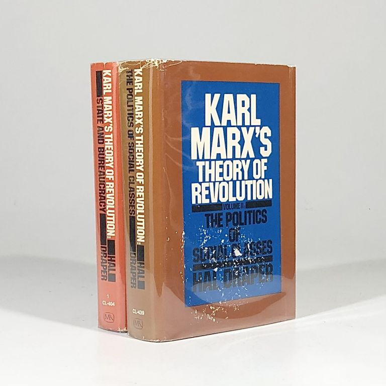 Karl Marx's Theory of Revolution (Two Volume Set). Karl Marx.