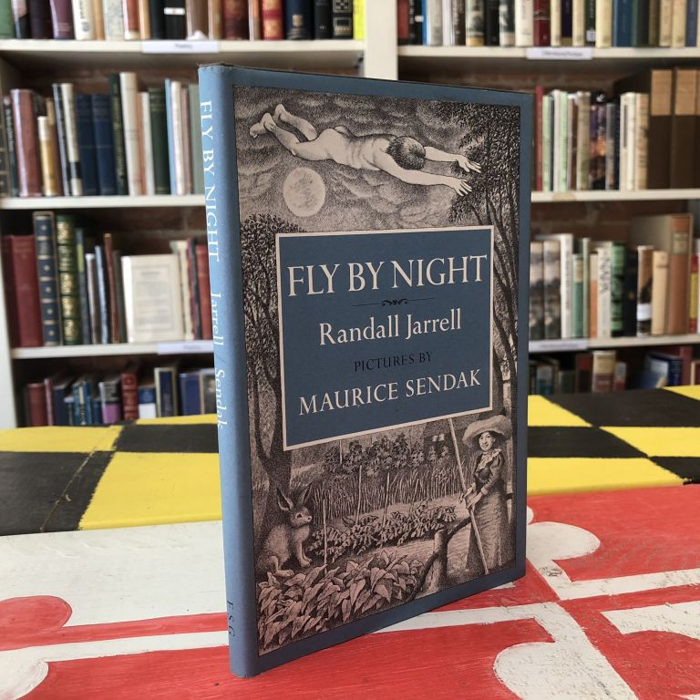 Fly by Night. Randall Jarrell, Maurice Sendak.