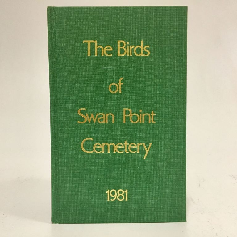 The birds of Swan Point Cemetery. Charles Osgood.