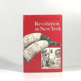 Narratives of the Revolution in New York. James Gregory