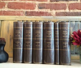 The History of the Norman Conquest of England, Its Causes and Its Results - Complete in 6 Volumes. M. A. Edward A. Freeman, Hon. D. C. L.