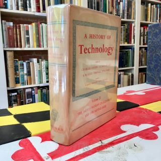 A History of Technology, Vol. 2: The Mediterranean Civilizations and the Middle Ages, c.700 B.C....