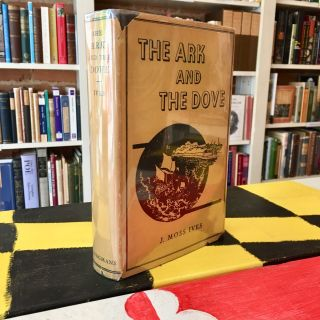 The Ark and the Dove: The Beginning of Civil and Religious Liberties in America. J. Moss Ives.