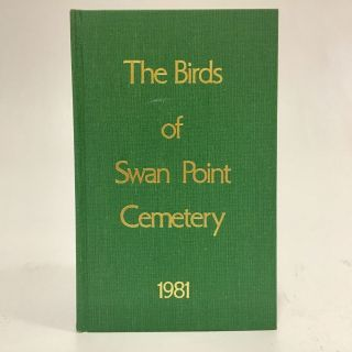 The birds of Swan Point Cemetery. Charles Osgood